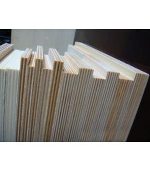 10-25mm杨木多层板