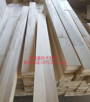 供应杨木直拼板、抽屉板、家具背板、等宽条