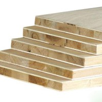 17mm杉木再生芯免漆板