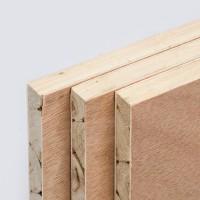 16mm杨木半圆轴细木工板