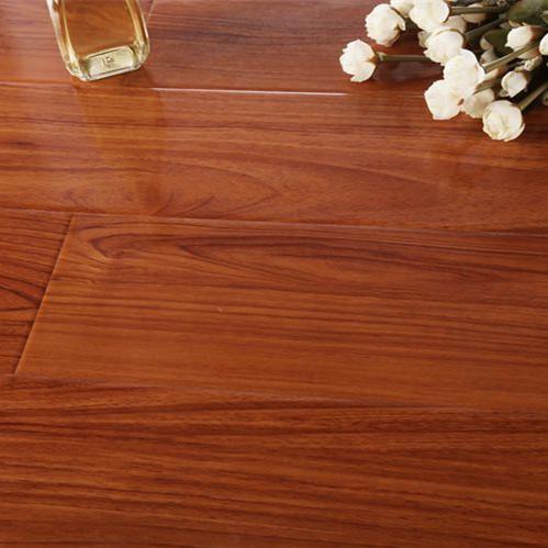 防水封蜡耐磨12mm强化复合木地板
