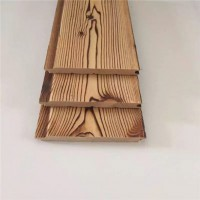 10mm免漆桑拿板/碳化浮雕木扣板