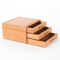 竹制茶叶盒