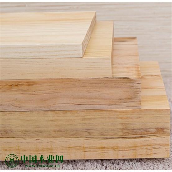 50mm松木拼接实木板