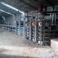 专业生产供应旧模板芯拼接的专用设备