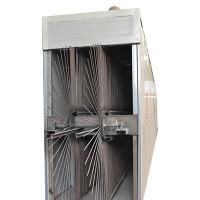 处理多层晾板架子单板烘干机