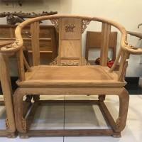 供应越南黄花梨皇宫椅3件套