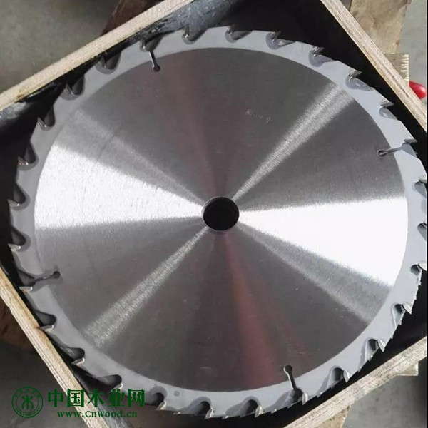 厂家直销黑旧模板刨片、多片锯锯片、圆木对口锯锯片