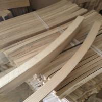 供应柞木椅子背板、背条压弯