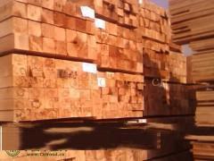 低价供应进口优质2级铁杉105*105