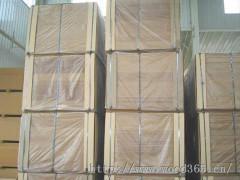 大量供应8mm 中密度板 地板基材