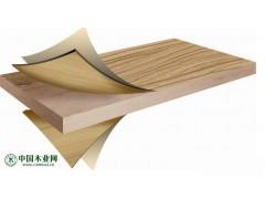 邯郸攀森专业生产净醛生态板贴面板 门套板 多层板 家具板 细木