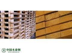 樟子松板材包装材