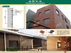 深圳生态木墙板