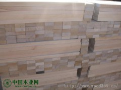 桦木板材 桦木刨光材