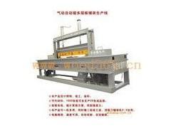 多层板铺装机