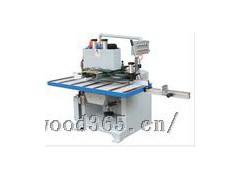 上海木门锁孔机 锁扣榫槽机 榫槽机加工工艺