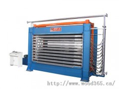 HSG48双向单板热压干燥机
