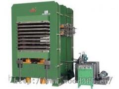 建筑模板设备热压机