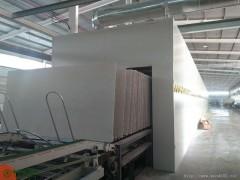 石膏板烘干机