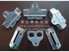 钢带包装箱连接扣件