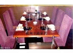 火锅桌椅专卖,实木火锅桌,分餐式火锅桌,实木火锅桌批发,火锅桌图片