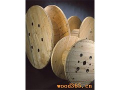 木电缆盘半成品