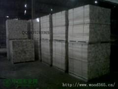 橡胶木 楼梯方料立柱