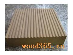 炭化木/碳化木材料、地板、墙板、景观材