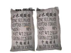 硫酸锌木材防腐剂硫酸锌