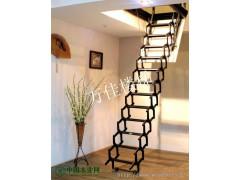 伸缩楼梯价格  阁楼楼梯图片 阁楼伸缩楼梯效果图