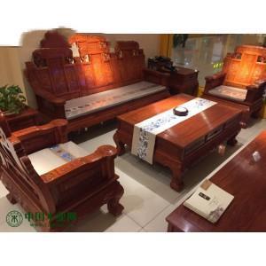 御美尚品红木家具沙发