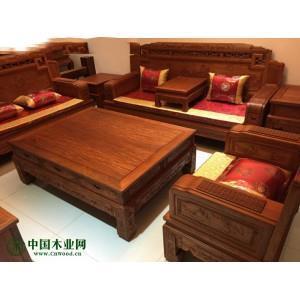 上海缅花红木家具哪里买好