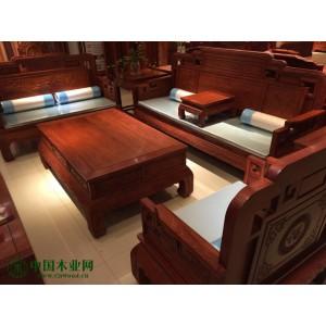 广州红木家具厂家排行榜