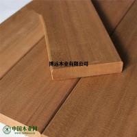 上海巍然实业供应红雪松防腐木  巴劳木碳化木 直销厂家