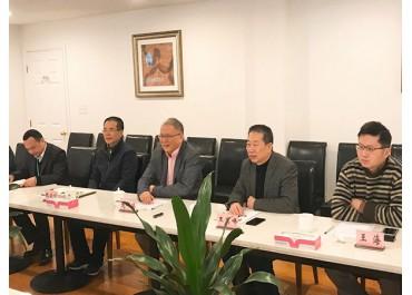 支持绿色产业,扶持优质企业|南宁市发改委丁伟主任调研丰林集团