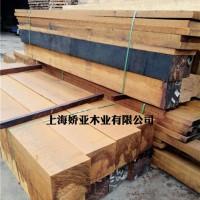 供应印尼菠萝格板材,方料,圆柱