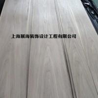 厂家直供黑胡桃山纹木皮室内家具装饰木质贴皮