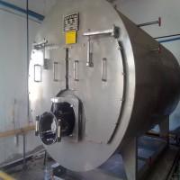 供应燃气蒸汽锅炉