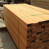 红巴劳木防腐木板材