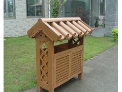厂家定制销售木制垃圾桶