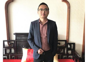 整木名人录 富朗副总经理沈伟:专注是品牌提升最好的方法