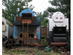 求购各种型号二手锅炉