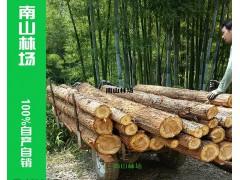 林场直供-本地香杉木材 杉木条杉木桩 屋梁房梁使用木料 板材