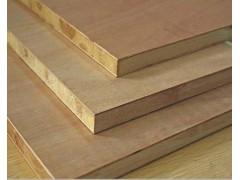 低价出售杨木轴细木工板