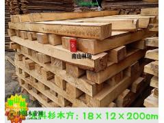 大料粗料实木方 杉木方 实木板材 香杉木条 木桩条