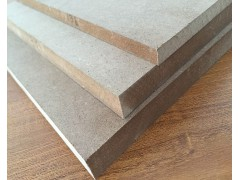 供应2-18厘中高密度板