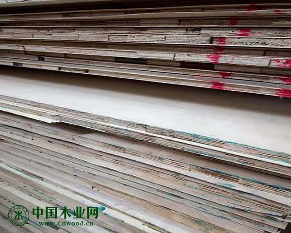 供应1.2厚至1.8厚的模板白皮板