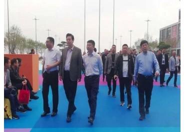 与国际接轨,山东曹县组织木材加工企业参加第16届青岛国际家具展