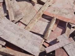 长年回收工地旧模板